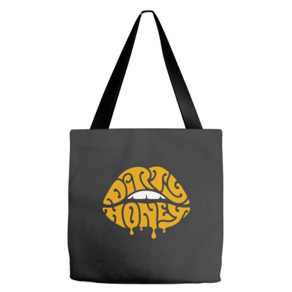 Music Rock Dirty Honey Tote Bags Designed By Brave Tees