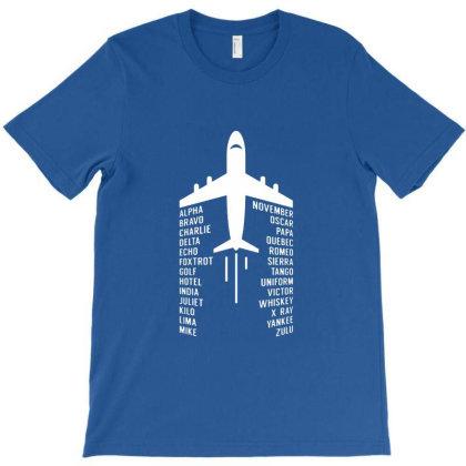 Pilot Phonetic T-shirt Designed By Ria Amarzhani