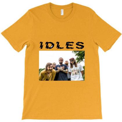 Idles T-shirt Designed By Ahmadjufriyanto