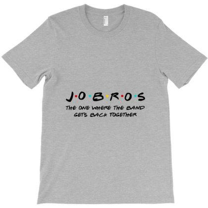 The Jonas T-shirt Designed By Ahmadjufriyanto