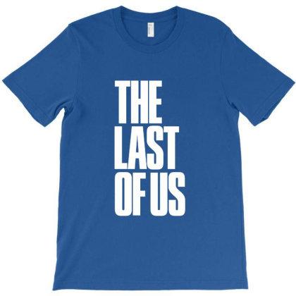 Last Of Us T-shirt Designed By Ahmadjufriyanto