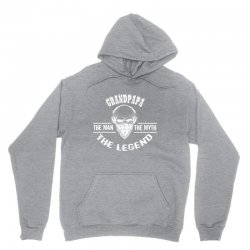 the man  the myth   the legend - grandpapa Unisex Hoodie | Artistshot