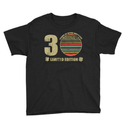 Years Of Being Awesome Limited Edition Youth Tee Designed By Bettercallsaul