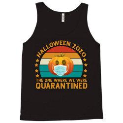 Halloween Zozo The One Where We Were Quarantined Tank Top | Artistshot