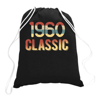 1960 Classic Drawstring Bags Designed By Sengul