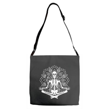 Namaste Lotus Flower Throw Pillow Adjustable Strap Totes Designed By Tiococacola