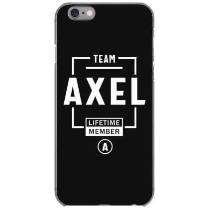 Axel Personalized Name Birthday Gift Iphone 6/6s Case Designed By Cidolopez
