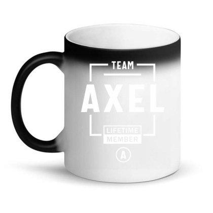 Axel Personalized Name Birthday Gift Magic Mug Designed By Cidolopez