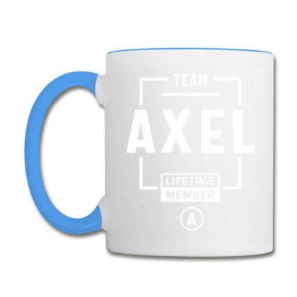 Axel Personalized Name Birthday Gift Coffee Mug Designed By Cidolopez