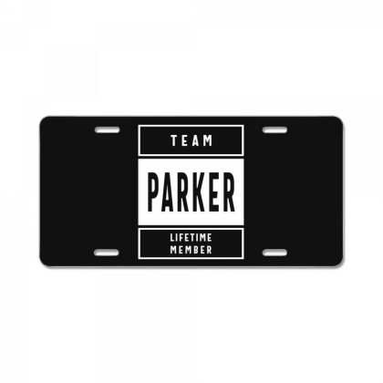 Parker Personalized Name Birthday Gift License Plate Designed By Cidolopez