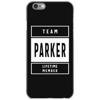 Parker Personalized Name Birthday Gift Iphone 6/6s Case Designed By Cidolopez