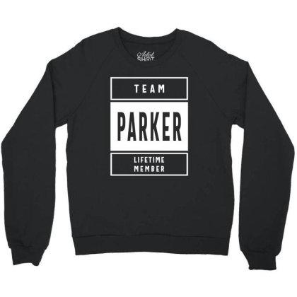 Parker Personalized Name Birthday Gift Crewneck Sweatshirt Designed By Cidolopez