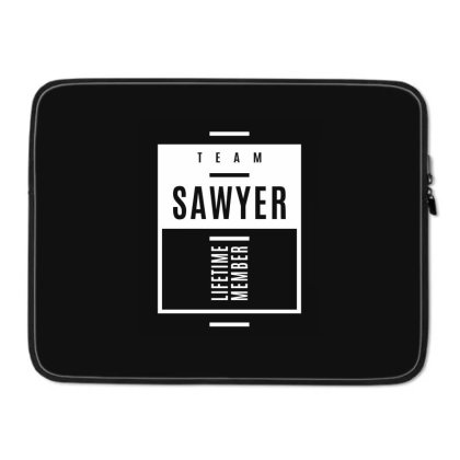 Sawyer Personalized Name Birthday Gift Laptop Sleeve Designed By Cidolopez