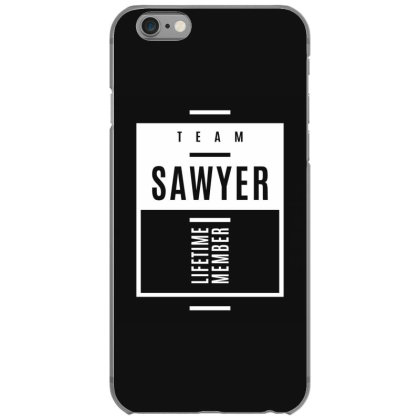 Sawyer Personalized Name Birthday Gift Iphone 6/6s Case Designed By Cidolopez