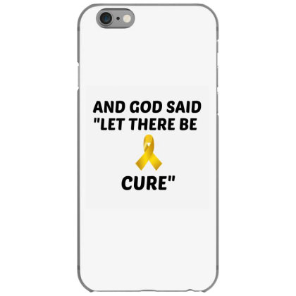 And God Said Let There Be Cure Iphone 6/6s Case Designed By Perfect Designers