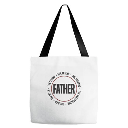 Father Tote Bags Designed By Chris Ceconello