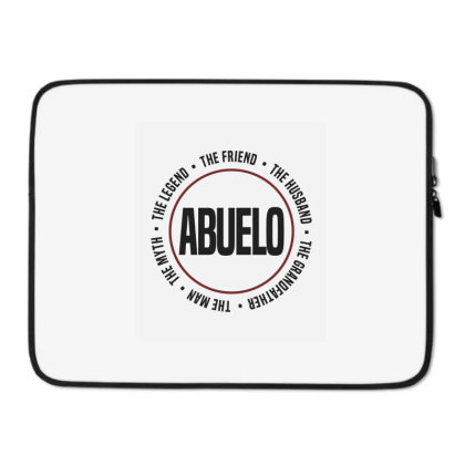 Abuelo Laptop Sleeve Designed By Chris Ceconello