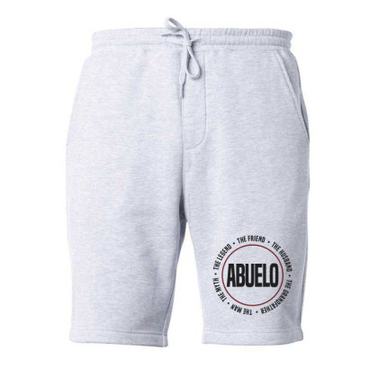 Abuelo Fleece Short Designed By Chris Ceconello