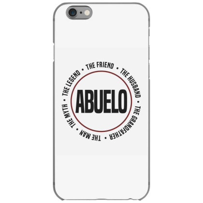 Abuelo Iphone 6/6s Case Designed By Chris Ceconello
