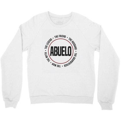 Abuelo Crewneck Sweatshirt Designed By Chris Ceconello
