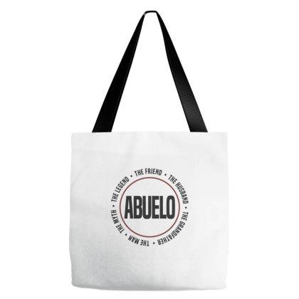 Abuelo Tote Bags Designed By Chris Ceconello