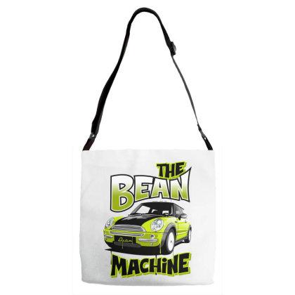 The Bean Machine Adjustable Strap Totes Designed By Samkal