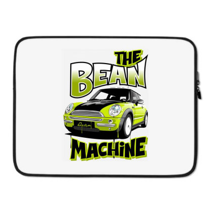 The Bean Machine Laptop Sleeve Designed By Samkal