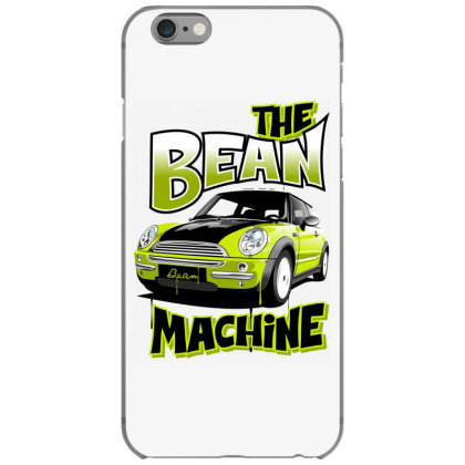 The Bean Machine Iphone 6/6s Case Designed By Samkal