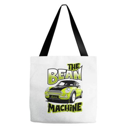 The Bean Machine Tote Bags Designed By Samkal