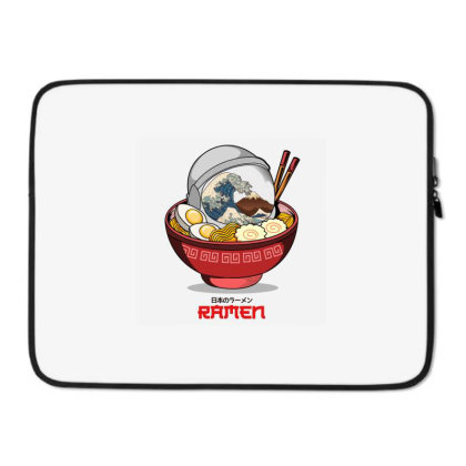 Space Ramen Laptop Sleeve Designed By Hirolabs