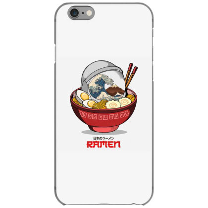 Space Ramen Iphone 6/6s Case Designed By Hirolabs