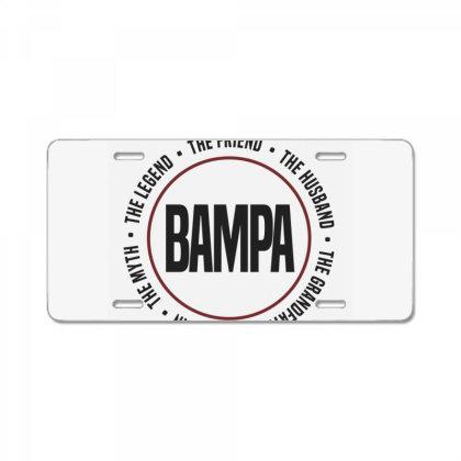 Bamba License Plate Designed By Chris Ceconello
