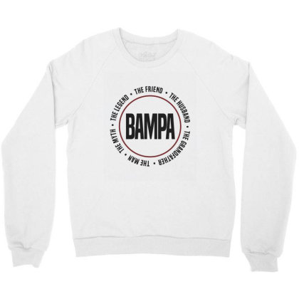 Bamba Crewneck Sweatshirt Designed By Chris Ceconello