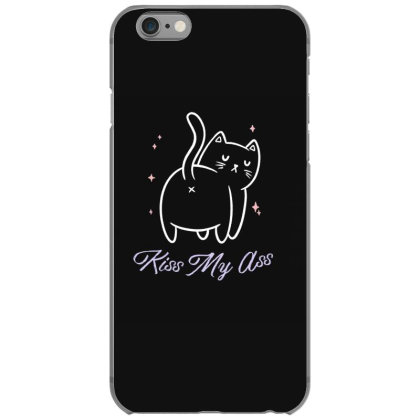 Kiss My Ass Funny Cute Gift Iphone 6/6s Case Designed By Koalastudio