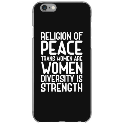 Religion Of Peace Iphone 6/6s Case Designed By Citron