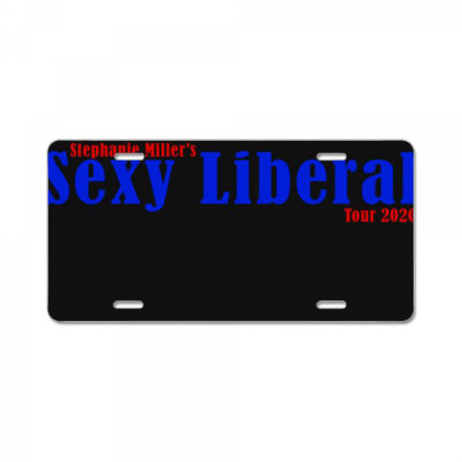 Sexy Liberal License Plate Designed By Citron