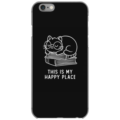 This Is My Happy Place Funny Cute Gift Iphone 6/6s Case Designed By Koalastudio