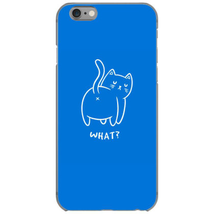 What? Funny Cute Gift Iphone 6/6s Case Designed By Koalastudio