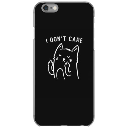 I Don't Care Cute Gift Iphone 6/6s Case Designed By Koalastudio
