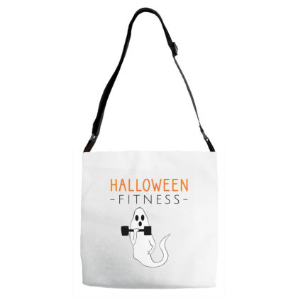 Halloween Fitness Adjustable Strap Totes Designed By Cypryanus