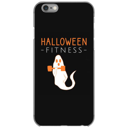Halloween Fitness Workout Iphone 6/6s Case Designed By Cypryanus