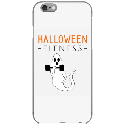 Halloween Fitness Iphone 6/6s Case Designed By Cypryanus