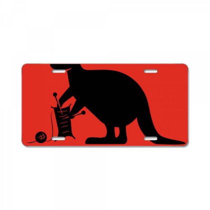Animal Lovers Arc License Plate Designed By Reli Juali