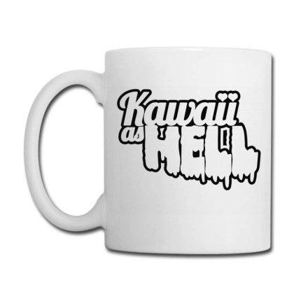 Kawaii As Hell Coffee Mug Designed By Enjang