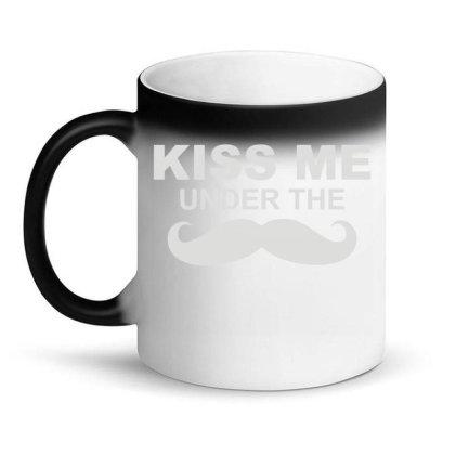Kiss Me (2) Magic Mug Designed By Fanshirt