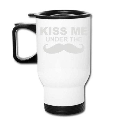 Kiss Me (2) Travel Mug Designed By Fanshirt