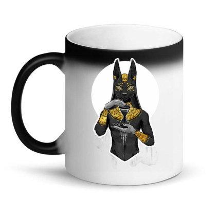 Egypt Cat Napoleon Magic Mug Designed By Nvlinh