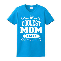Coolest Mom Ever Ladies Classic T-shirt Designed By Tshiart