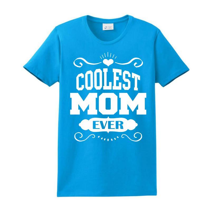 Coolest Mom Ever Ladies Classic T-shirt   Artistshot