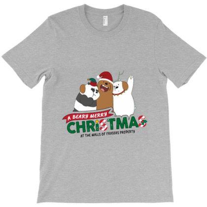 We Bare Christmas T-shirt Designed By Erickthohir